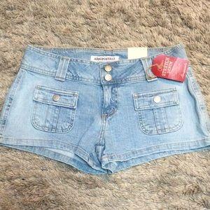 NWT Aeropostale Denim Short shorts